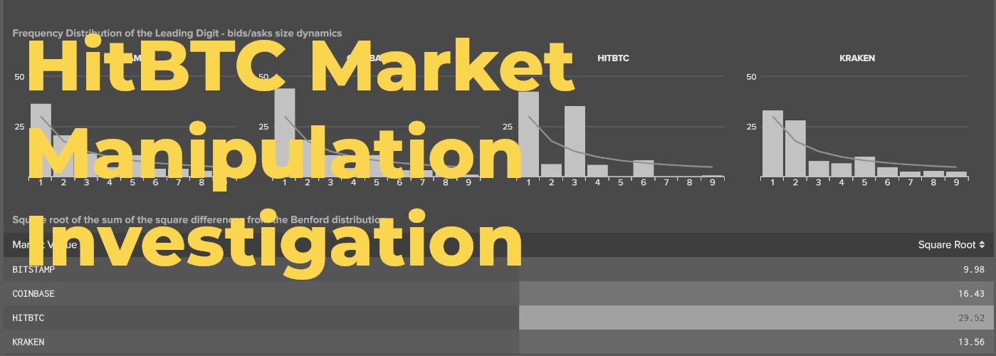 Crypto Market Anomaly Report